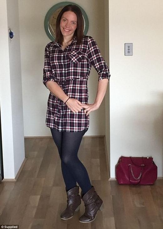 Cảm phục nghị lực phi thường của cô gái giảm cân gần 100kg