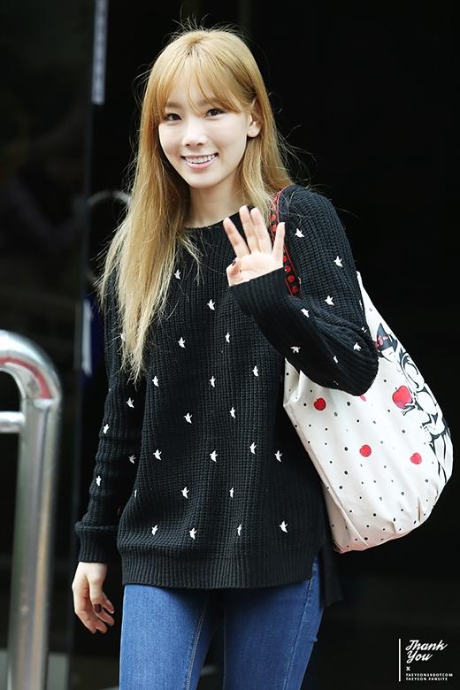 Taeyeon dùng thu nhập 1 năm để mua nhà đắt nhất cho bố mẹ