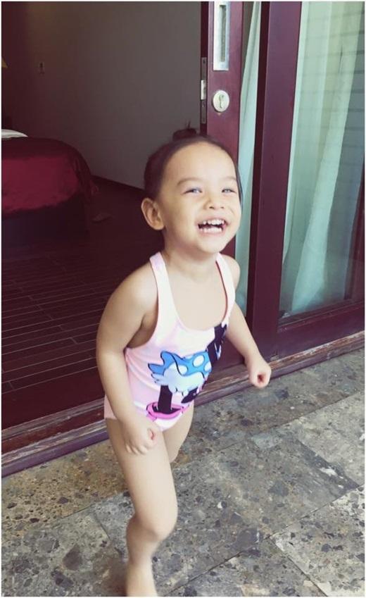 Cô công chúa nhỏ của Phạm Quỳnh Anh. - Tin sao Viet - Tin tuc sao Viet - Scandal sao Viet - Tin tuc cua Sao - Tin cua Sao