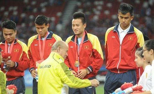 Công Phượng, Mạc Hồng Quân xúc động ngày chia tay Sea Games