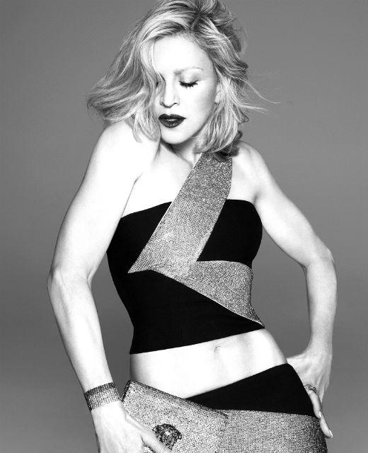 Madonna bất ngờ tung MV cùng dàn sao khủng Hollywood