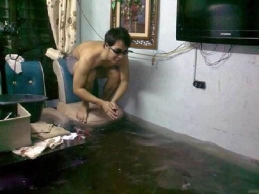 Không chỉ có đại gia mới có bể bơi trong nhà nhé!