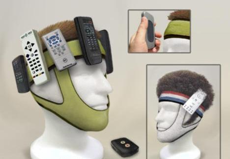 Nếu nhà bạn có nhiều điều khiển từ xa (máy lạnh, tivi, đầu VCD…) và bạn hay quên, đã có dụng cụ này khắc phục.
