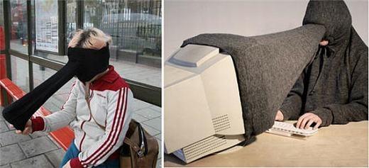 Nếu không muốn ai nhìn lén máy tính, điện thoại... của bạn, đây là đồ vật bạn cần.