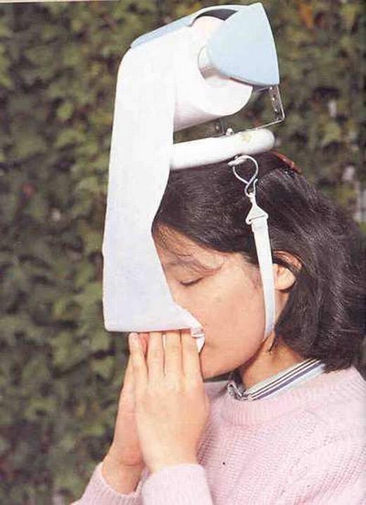 Giải pháp dành cho người bị sổ mũi, cảm cúm.