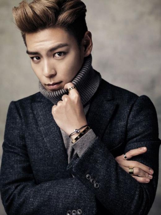 T.O.P không thích khoe da thịt vì anh ấy đổ mồ hôi rất nhiều.