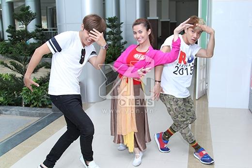 Dữ hơn Suzy (Miss A), Việt My ra dáng đàn chị với Gin Tuấn Kiệt