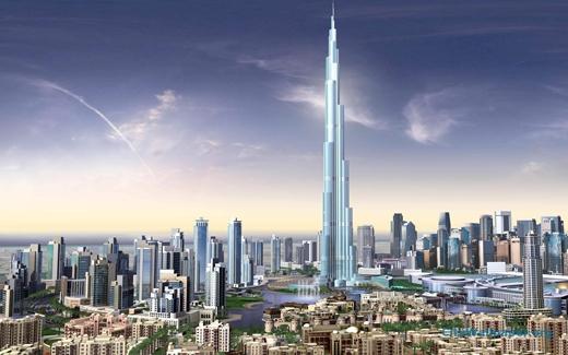Bitexco Tower nằm trong top 10 tòa tháp ấn tượng nhất thế giới