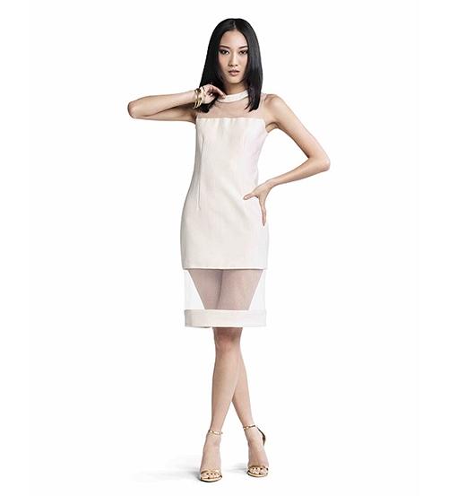 Tân quán quân Asia's Next Top Model 2015 - Gani.Cô 23 tuổi và cao 1m73.