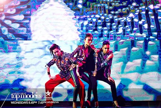 Bức ảnh xuất sắc nhất tuần thứ 2 với chủ đề các nhóm nhạc Hàn Quốc.