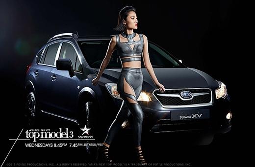 Chân dài 1m73 trở thành quán quân Asia's Next Top Model 2015