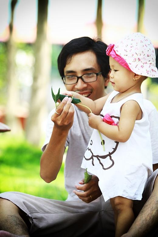 Ông bố đơn thân xin sữa mẹ nuôi con Trình Tuấn