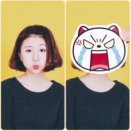 Phí Quỳnh Anh nhí nhảnh trên instagram
