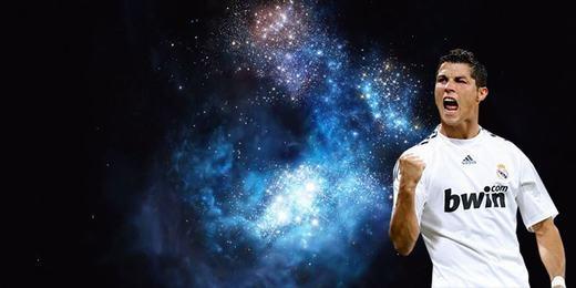ĐỘC: Phát hiện dải ngân hà mới mang tên CR7