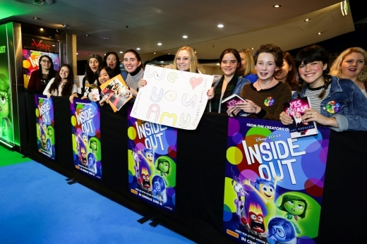 Inside Out khám phá trái tim khán giả khắp thế giới
