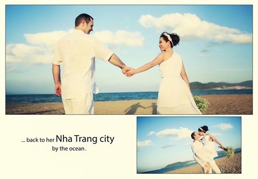 """Thích mê với bộ ảnh cưới """"cậu bé rừng xanh"""" phiên bản Anh - Việt"""