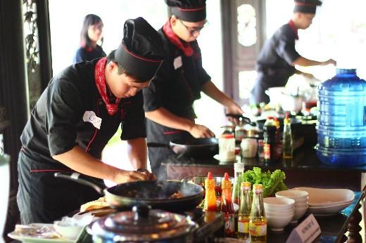 5 gương mặt xuất sắc cuộc thi The Future Chef Contest 2015