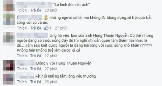 """Hùng Thuận nghẹn ngào, xót xa trước hoàn cảnh của """"thằng Cò"""" - Tin sao Viet - Tin tuc sao Viet - Scandal sao Viet - Tin tuc cua Sao - Tin cua Sao"""