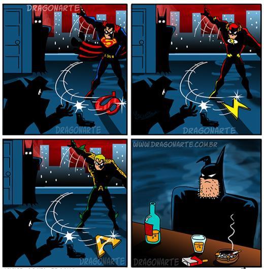 Nỗi niềm của Batman