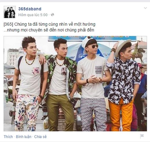 Fans hoang mang trước tin đồn Isaac tách nhóm 365 - Tin sao Viet - Tin tuc sao Viet - Scandal sao Viet - Tin tuc cua Sao - Tin cua Sao