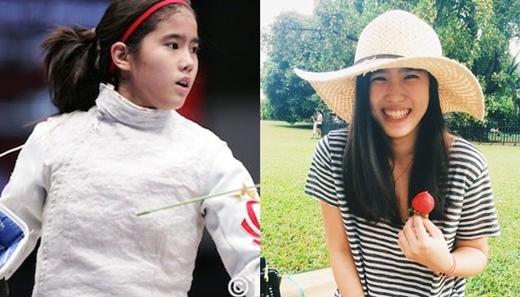Chết mê với vẻ đẹp và tài năng của những hot girl Sea Games 28