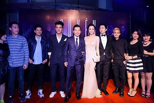 Dàn thí sinh VietNam Idol 2015 cũng có mặt. - Tin sao Viet - Tin tuc sao Viet - Scandal sao Viet - Tin tuc cua Sao - Tin cua Sao