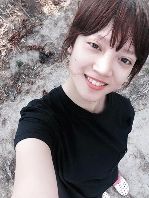 Minh Tâm sinh năm 1996 và hiện đang học tại THPT Thăng Long – Hà Nội. - Tin sao Viet - Tin tuc sao Viet - Scandal sao Viet - Tin tuc cua Sao - Tin cua Sao