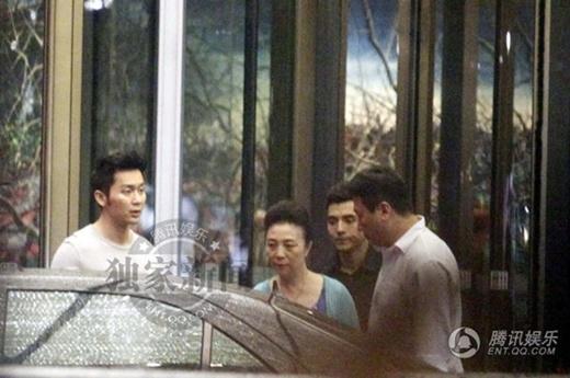Phạm Băng Băng - Lý Thần công khai ra mắt gia đình