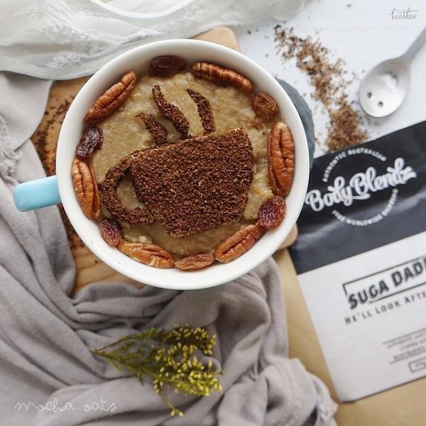 Bánh hình tách cà phê được nướng trong một chiếc cốc cà phê, hợp lý nhỉ?