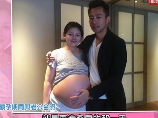 Từ Hy Viên hiện 79 kg và lộ ảnh bụng bầu quá khổ