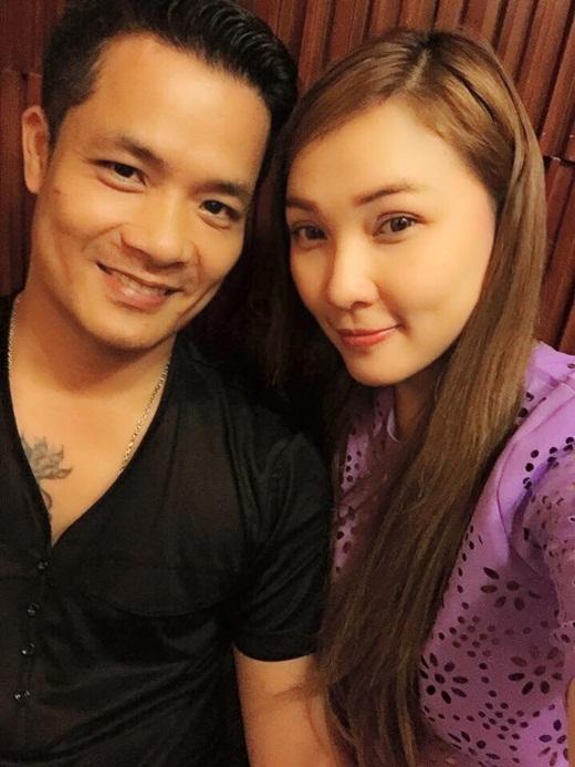 Nữ người mẫu, diễn viên Quỳnh Thư hạnh phúc bên bạn trai mới.