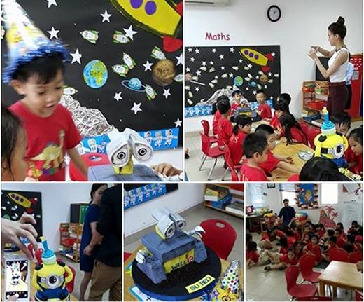 Hà Hồ đến tận lớp học mừng sinh nhật sớm cho Su Beo - Tin sao Viet - Tin tuc sao Viet - Scandal sao Viet - Tin tuc cua Sao - Tin cua Sao
