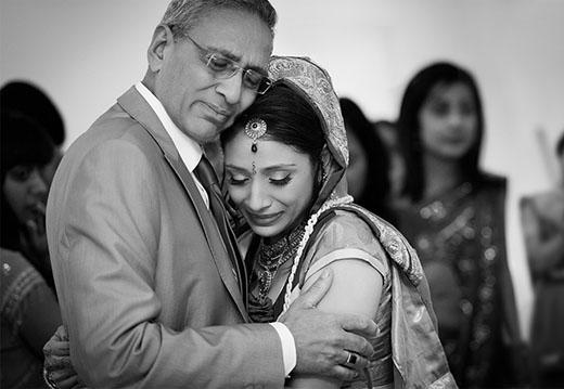 Ngày thành hôn của con gái là ngày đặc biệt nhất trong lòng của các ông bố.