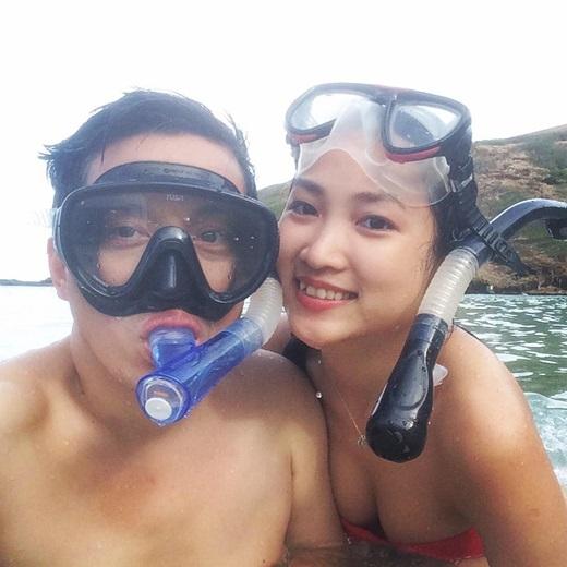 Những hình ảnh của hai vợ chồng trong chuyến đi nghỉ dưỡng tại Mỹ. - Tin sao Viet - Tin tuc sao Viet - Scandal sao Viet - Tin tuc cua Sao - Tin cua Sao
