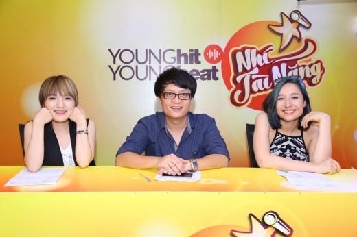 Nhật Thủy, nhạc sĩ Tuấn Nam và Anna Trương là ba giám khảo của chương trình. - Tin sao Viet - Tin tuc sao Viet - Scandal sao Viet - Tin tuc cua Sao - Tin cua Sao