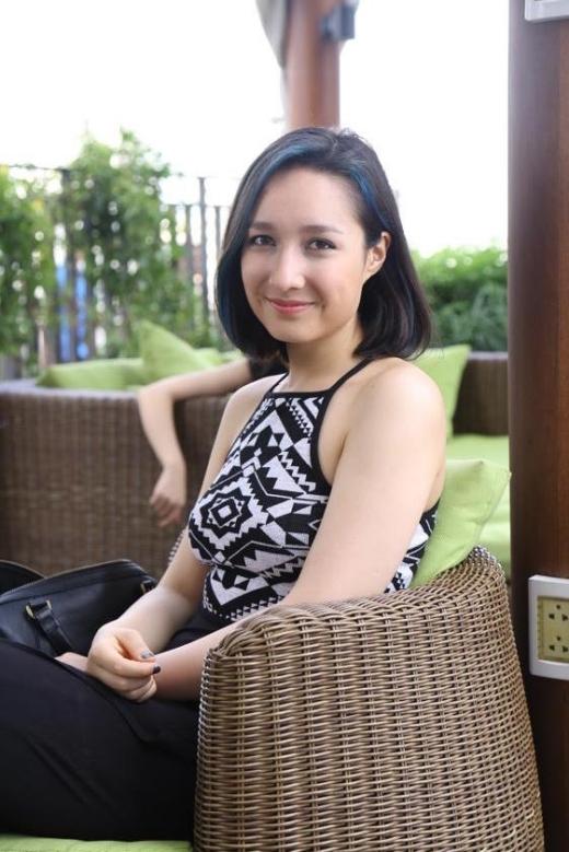 Vẻ đẹp ngày càng trưởng thành của Anna Trương. - Tin sao Viet - Tin tuc sao Viet - Scandal sao Viet - Tin tuc cua Sao - Tin cua Sao
