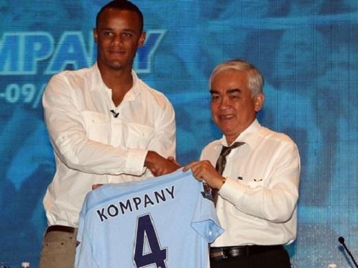 CỰC NÓNG: Manchester City đá giao hữu với đội tuyển Việt Nam ngày 27/07