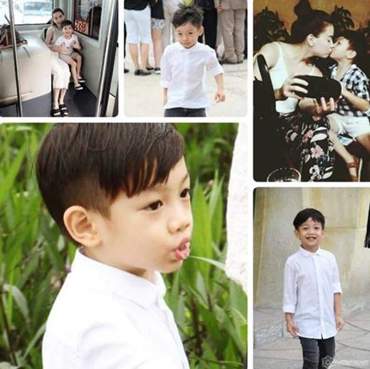 Hồ Ngọc Hà, Cường Đô La ngọt ngào chúc mừng sinh nhật con trai Subeo - Tin sao Viet - Tin tuc sao Viet - Scandal sao Viet - Tin tuc cua Sao - Tin cua Sao
