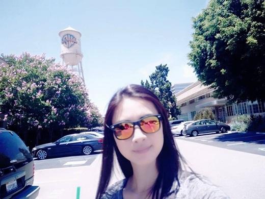Ngô Thanh Vân tới thăm phim trường nổi tiếng Paramount Pictures tại Mỹ. - Tin sao Viet - Tin tuc sao Viet - Scandal sao Viet - Tin tuc cua Sao - Tin cua Sao