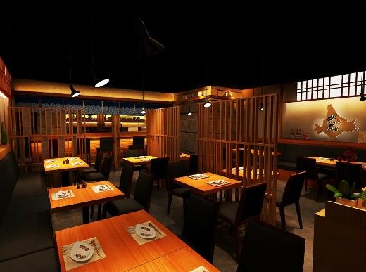 Đến Sushi Hokkaido Sachi thưởng thức ẩm thực xứ Hoa Anh Đào