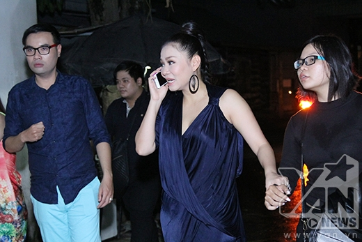 Thu Minh nán lại tận khuya khắc phục nhược điểm cho top 6 - Tin sao Viet - Tin tuc sao Viet - Scandal sao Viet - Tin tuc cua Sao - Tin cua Sao