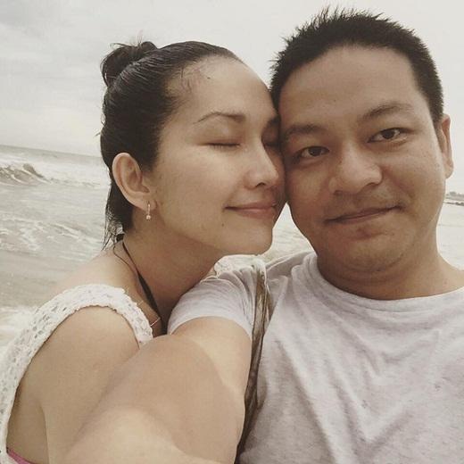 Kim Hiền hạnh phúc bên ông xã, người đã giúp côlấy lại niềm tin vào tình yêu - Tin sao Viet - Tin tuc sao Viet - Scandal sao Viet - Tin tuc cua Sao - Tin cua Sao