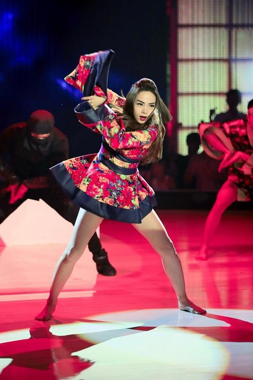 Sao Việt diện kimono cách điệu: Ai mặc đẹp nhất?