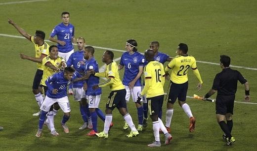 Nóng! Neymar phải xách va-li rời Chile