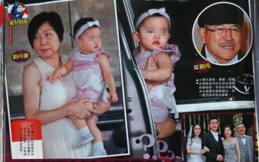 Con gái Dương Mịch - Lưu Khải Uy bị nhầm là bé trai vì quá giống bố