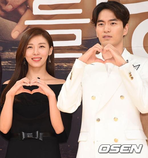Ha Ji Wonvà Lee Jin Wook