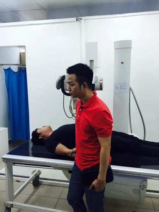Sau Tuấn Hưng, Quang Lê lại nhập viện vì suy nhược cơ thể - Tin sao Viet - Tin tuc sao Viet - Scandal sao Viet - Tin tuc cua Sao - Tin cua Sao