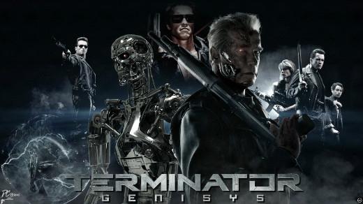 Từ The Terminator (Kẻ Hủy Diệt Thời Đại Genisys) với những pha hành động mãn nhãn…