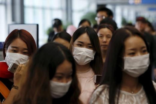Nhiều người ở Hàn Quốc đang rất lo lắng vìMERS