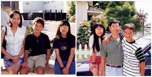 Kim Lý chụp ảnh cùng gia đình, họ hàng khi anh được 13 tuổi. - Tin sao Viet - Tin tuc sao Viet - Scandal sao Viet - Tin tuc cua Sao - Tin cua Sao